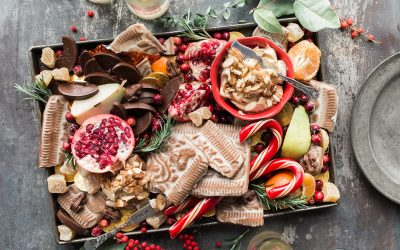 Six food swaps for a healthier Christmas